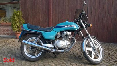 Honda CB 250 Bj. 1981