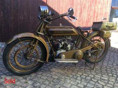 Motosacoche Bj. 1925
