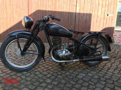 DKW SB 350 Bj. 1938