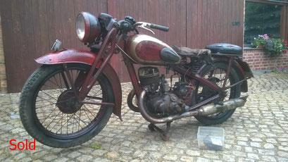 DKW SB350 Bj. 1938