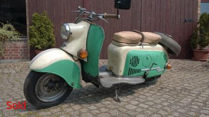 "IWL Roller ""Berlin"" Bj. 1962"