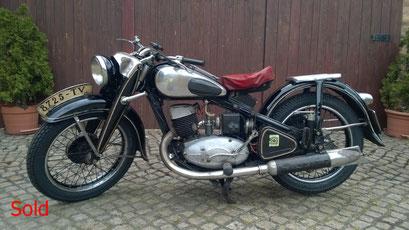 DKW NZ 500 Bj. 1939