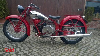 Moto Guzzi GTW 500