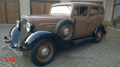 Chevrolet 157 A Bj. 1935