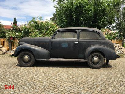 Chevrolet Master de Luxe 85 Bj. 1939