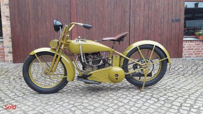 Harley Davidson Modell J 1925