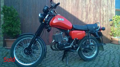 MZ ETZ 150 Bj. 1989