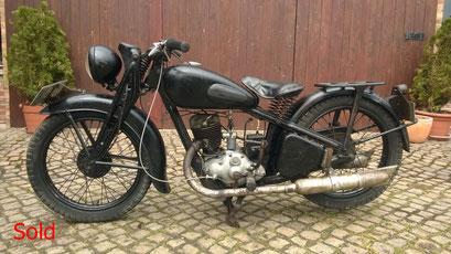 DKW SB 250 (Sport) Bj. 1938