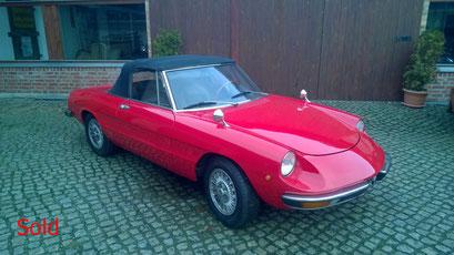 Alfa Romeo Spider 2000 Bj. 1973