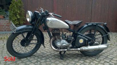 DKW SB 350 Bj. 1937