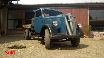 Opel Blitz Bj. 1951