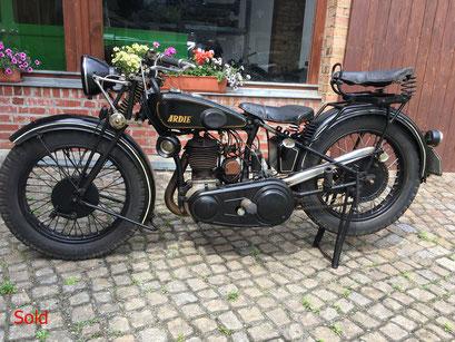 Ardie TM 500 Bj. 1932