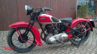 Ariel VB 600 Bj. 1937
