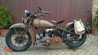 Harley Davidson 31 D