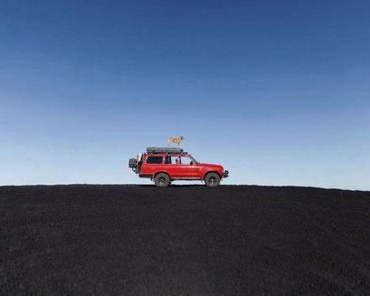Автопалатка на крышу James Baroud Discovery Space