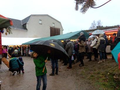 Weihnachtsmarkt Seeligstadt 2019