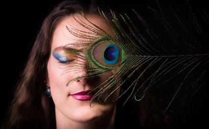 Künstlerisches Beauty Shooting beim besten Fotograf in Erlangen - Fotostudio Erlangen