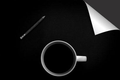 Zwart Koffie