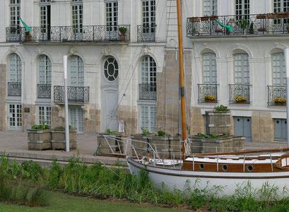 Île Feydeau, Nantes, LOIRE-ATLANTIQUE (44)  © Annick Maroussy