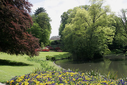 Parc romantique de la Gaudinière, LOIRE-ATLANTIQUE (44) © Annick Maroussy