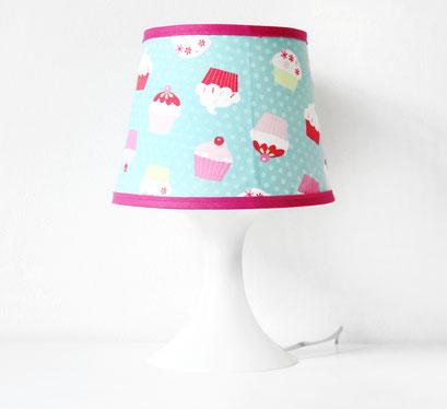 Lampenschirmbezug Cupcake von nähfein
