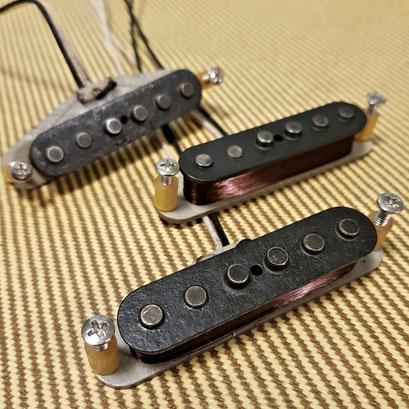1965 Stratocaster Vintage Clone Pickup www.artys-custom-guitars.com
