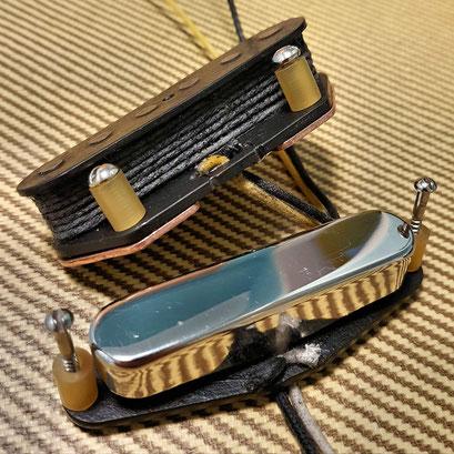 '52 Telecaster Vintage Clone Pickups artys-custom-guitars.com