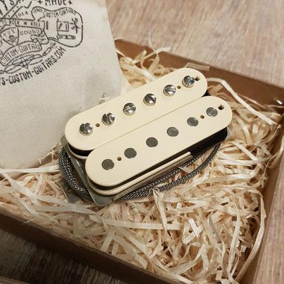 Vintage Clone Pickup PAF Humbucker Arty's Custom Guitars