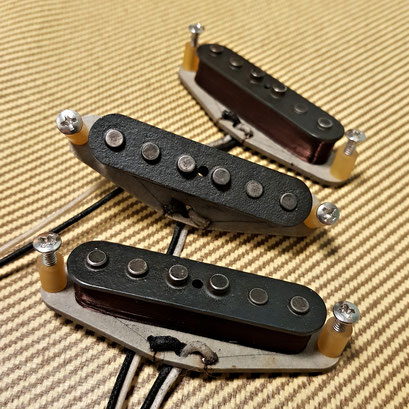 1965 Stratocaster Vintage Clone Pickup Arty's Custom Guitars