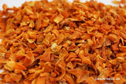 Karotten Würfel