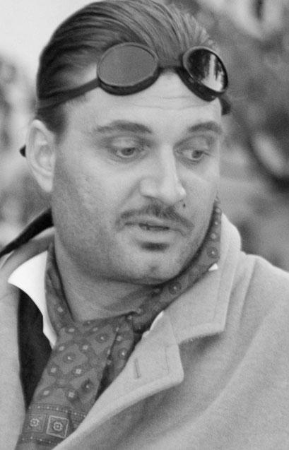 """""""Figaro lässt sich scheiden"""" (Ödön von Horvah), 2005, """"Graf Almaviva"""""""