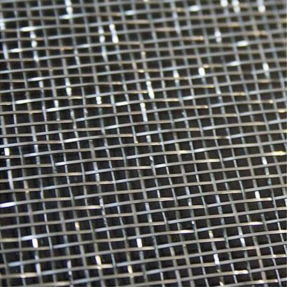 Mesh steel 121 FG Metalle in Glas