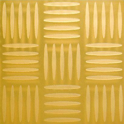 Gold Glas - Wicker-Art Gold FG