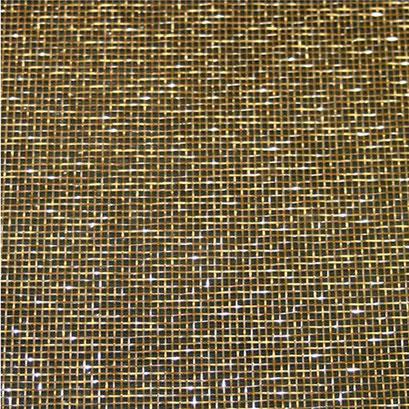 Mesh brass 011 FG - Metalle in Glas