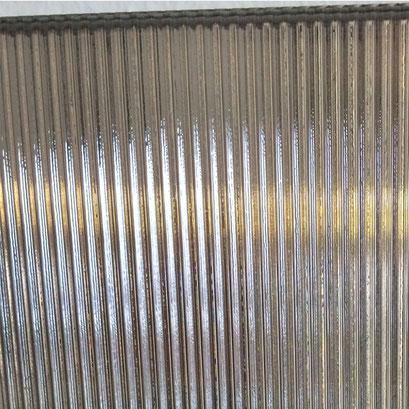 Strip Pattern Silver SG