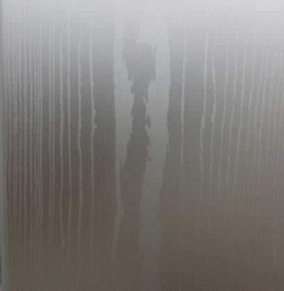 Geätztes Glas Wood tex PG - satiniertes Glas mit Holzmaserung. Auch als Klarglas verfügbar
