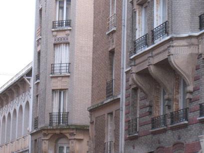 Usine de Chaussures rue Léon Gambetta/ Montrouge - 15/02/2014