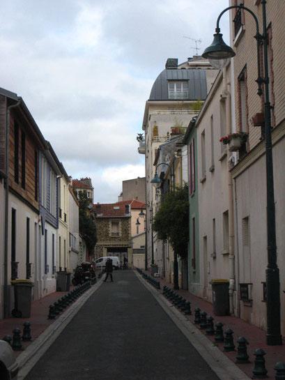Rue Pascal - 9/11/2013