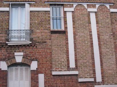 Pavillon début XXe rue Chaintron/ Montrouge - 22/02/2014