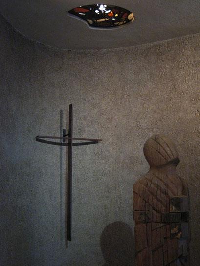 Eglise Saint-Joseph - Entrée - 7/12/2013