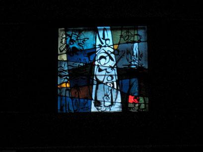 Eglise Saint-Joseph - Vitrail - 7/12/2013