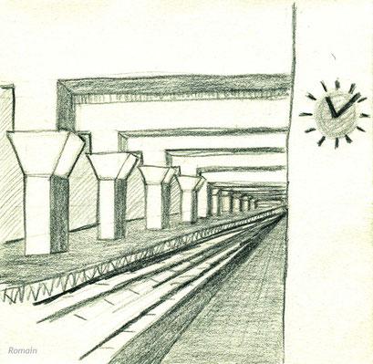 Gare Montparnasse - 23/11/2013