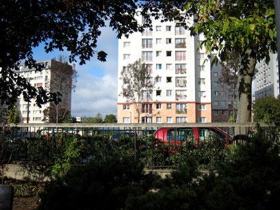 Coulée Verte du Sud Parisien - Châtillon - 19/10/2013