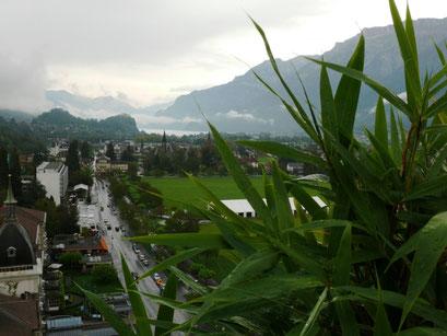 Thuner See in der Schweiz
