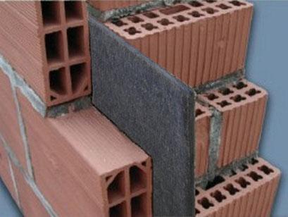 Spaceloft® - Rupture de pont thermique intégré aux façades