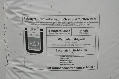 Certification DIBt pour l'isolation des lames d'air
