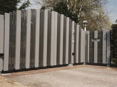 Zaun,- und Zaunanlagen Büttner Metall Schwabach