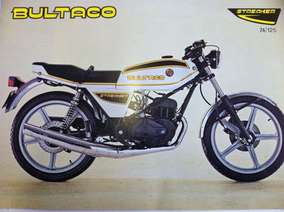 Bultaco Streaker