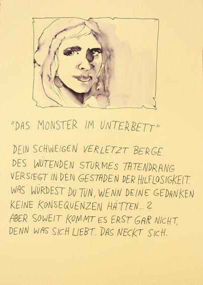 """""""Das Monster im Unterbett"""""""