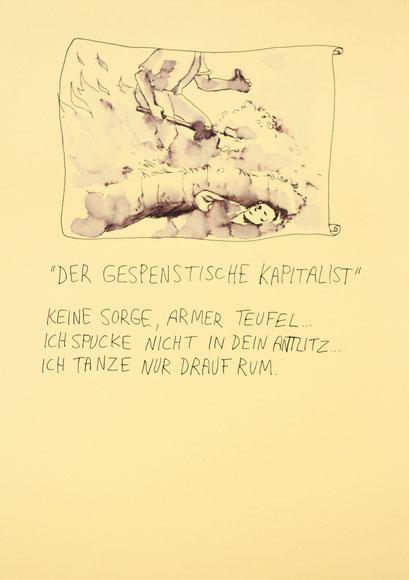 """""""Der gespenstische Kapitalist"""""""